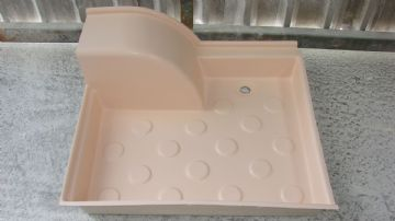 CPS-FLEET-1201 SHOWER TRAY